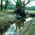 Ditch Cleaning and Restoration